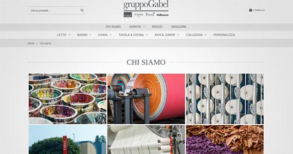 Online il nuovo sito del Gruppo Gabel