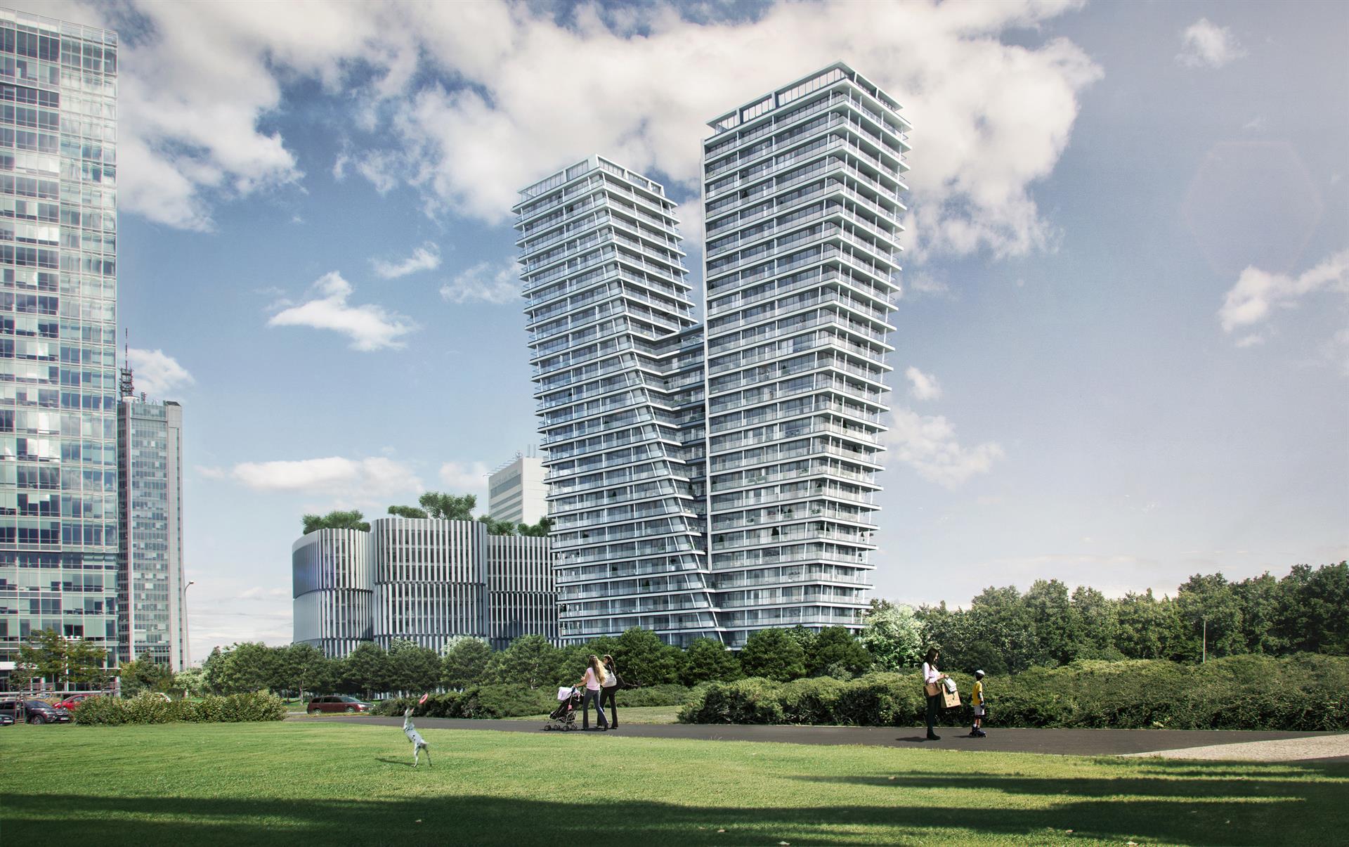 1_Kaldewei_V_Tower_Exterior_View
