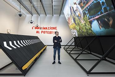 ALCANTARA-MAXXI Project. Studio Visit | KONSTANTIN GRCIC. L'IMMAGINAZIONE AL POTERE