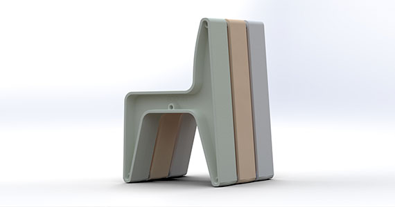 ECO-oh! – Dagli scarti plastici a pezzi di design