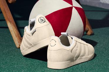 ALCANTARA | limited edition di Adidas Gazelle