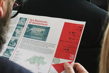 Swiss Design Map | il design svizzero a Milano