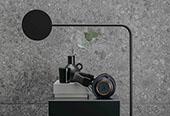 ALCANTARA | cuffie Amiron wireless copper