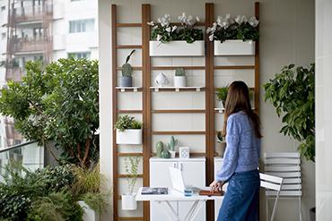 UNOPIU' | Urban Balcony: il balcone diventa multitasking
